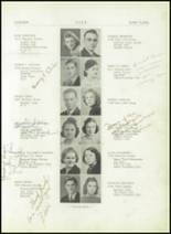 1939 Lincoln High School Yearbook Page 24 & 25