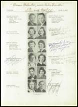 1939 Lincoln High School Yearbook Page 26 & 27