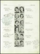 1939 Lincoln High School Yearbook Page 28 & 29