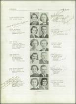 1939 Lincoln High School Yearbook Page 32 & 33