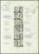 1939 Lincoln High School Yearbook Page 34 & 35