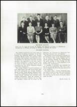 1945 Hartland Academy Yearbook Page 34 & 35
