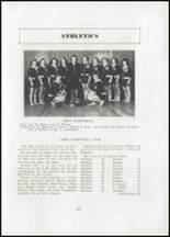 1945 Hartland Academy Yearbook Page 42 & 43