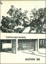 1968 Yearbook Tustin High School