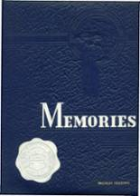 1958 Yearbook Everett High School