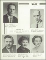 1958 Central Christian School Yearbook Page 10 & 11