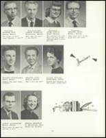 1958 Central Christian School Yearbook Page 16 & 17