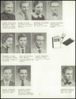 1958 Central Christian School Yearbook Page 18 & 19