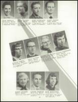 1958 Central Christian School Yearbook Page 20 & 21