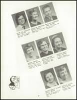 1958 Central Christian School Yearbook Page 22 & 23