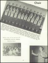 1958 Central Christian School Yearbook Page 26 & 27