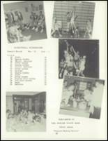 1958 Central Christian School Yearbook Page 32 & 33