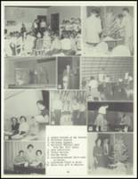 1958 Central Christian School Yearbook Page 34 & 35