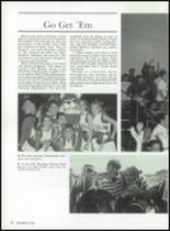 1994 Baird High School Yearbook Page 16 & 17