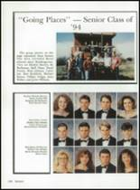 1994 Baird High School Yearbook Page 22 & 23