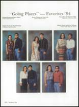 1994 Baird High School Yearbook Page 24 & 25