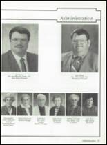 1994 Baird High School Yearbook Page 28 & 29