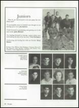 1994 Baird High School Yearbook Page 36 & 37