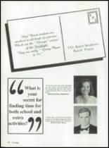 1994 Baird High School Yearbook Page 42 & 43