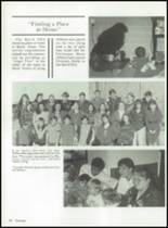 1994 Baird High School Yearbook Page 50 & 51