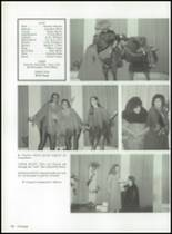 1994 Baird High School Yearbook Page 56 & 57