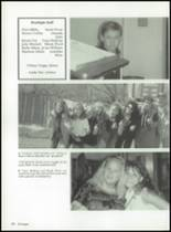 1994 Baird High School Yearbook Page 58 & 59