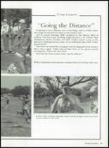 1994 Baird High School Yearbook Page 68 & 69