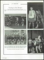1994 Baird High School Yearbook Page 70 & 71