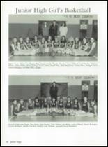 1994 Baird High School Yearbook Page 100 & 101