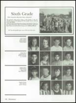1994 Baird High School Yearbook Page 108 & 109