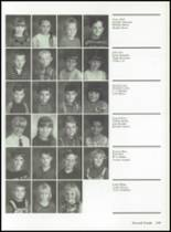 1994 Baird High School Yearbook Page 116 & 117