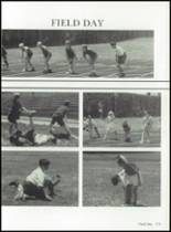 1994 Baird High School Yearbook Page 122 & 123