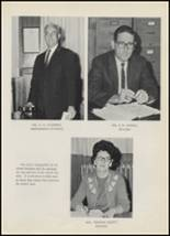 1966 Dardanelle High School Yearbook Page 16 & 17