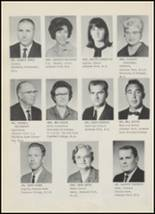 1966 Dardanelle High School Yearbook Page 18 & 19