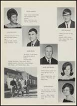 1966 Dardanelle High School Yearbook Page 22 & 23