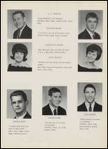1966 Dardanelle High School Yearbook Page 24 & 25