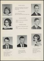 1966 Dardanelle High School Yearbook Page 26 & 27