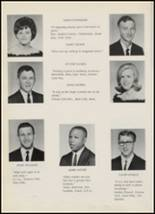 1966 Dardanelle High School Yearbook Page 28 & 29