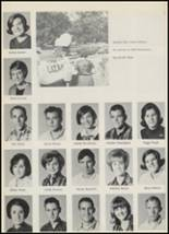 1966 Dardanelle High School Yearbook Page 34 & 35