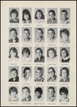 1966 Dardanelle High School Yearbook Page 38 & 39