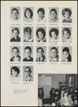 1966 Dardanelle High School Yearbook Page 40 & 41