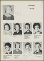 1966 Dardanelle High School Yearbook Page 58 & 59