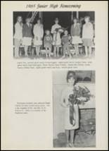1966 Dardanelle High School Yearbook Page 82 & 83