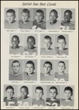 1966 Dardanelle High School Yearbook Page 100 & 101