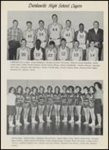 1966 Dardanelle High School Yearbook Page 102 & 103