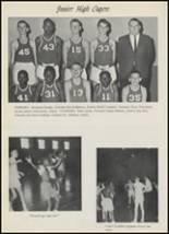 1966 Dardanelle High School Yearbook Page 104 & 105