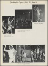 1966 Dardanelle High School Yearbook Page 106 & 107