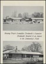 1966 Dardanelle High School Yearbook Page 128 & 129