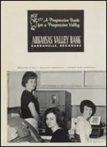 1966 Dardanelle High School Yearbook Page 132 & 133