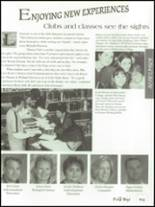1999 Belleville Township West High School Yearbook Page 112 & 113